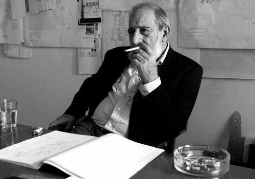 Alvaro Siza - Jaume Prat