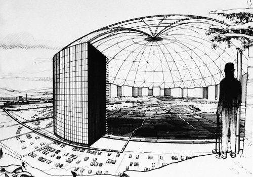 athelstan spilhaus Minnesota Experimental City